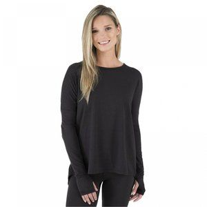 NWT Wander by Hottotties Tunic Top Large Black